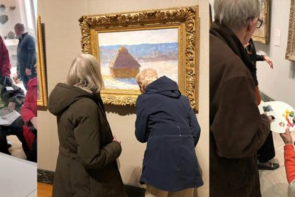 , MFA's Access to Art Program
