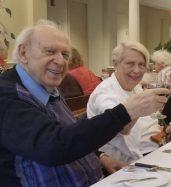 Tania and Jerry Friedman